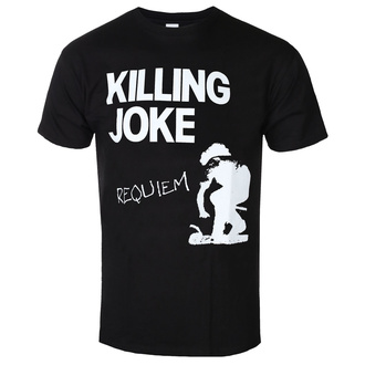 tee-shirt métal pour hommes Killing Joke - REQUIEM - PLASTIC HEAD, PLASTIC HEAD, Killing Joke