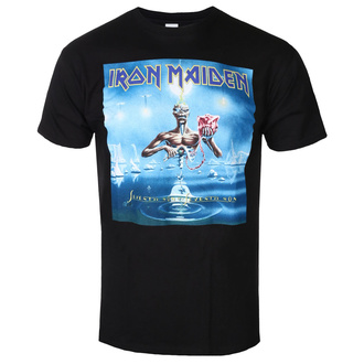 tee-shirt métal pour hommes Iron Maiden - Seventh Son - ROCK OFF, ROCK OFF, Iron Maiden