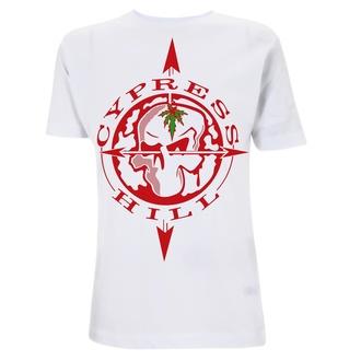 tee-shirt métal pour hommes Cypress Hill - Skull Compass - NNM, NNM, Cypress Hill