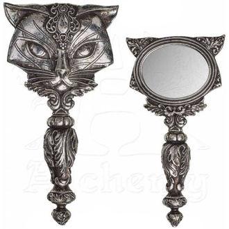 Miroir (décoration) ALCHEMY GOTHIC - Cat, ALCHEMY GOTHIC