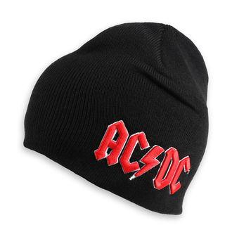Bonnet AC / DC - Red 3D Logo - ROCK OFF, ROCK OFF, AC-DC