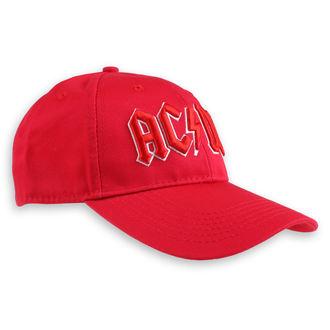 Casquette AC / DC - Red Logo - ROCK OFF, ROCK OFF, AC-DC