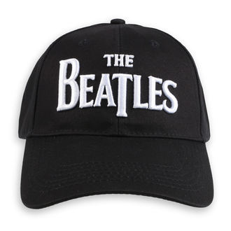Casquette Beatles - White Drop Logo - ROCK OFF, ROCK OFF, Beatles