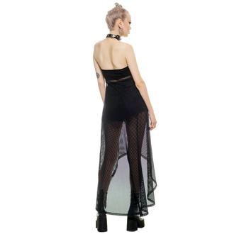 robe pour femme (plaid) KILLSTAR - Darklist Duster - Noir, KILLSTAR
