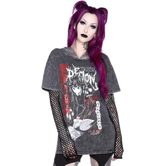 T-shirt pour femmes à manches longues KILLSTAR - Dark Arts Relaxed, KILLSTAR