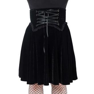 Jupe pour femmes KILLSTAR - Dark Lover Taille haute, KILLSTAR