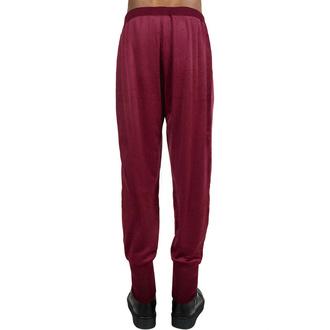 Pantalon unisexe (pantalon de survêtement) KILLSTAR - Dazed - BOURGOGNE, KILLSTAR