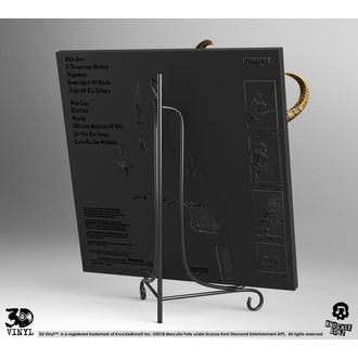 Décoration 3D Mercyful Fate -l Statue Faire ne pas Pause la Serment, NNM, Mercyful Fate
