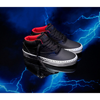 Chaussures DC - AC / DC - HIGH VOLTAGE - NOIR / BLANC / ROUGE, DC, AC-DC