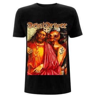 tee-shirt métal pour hommes Devildriver - Jesus Care Less - NNM, NNM, Devildriver