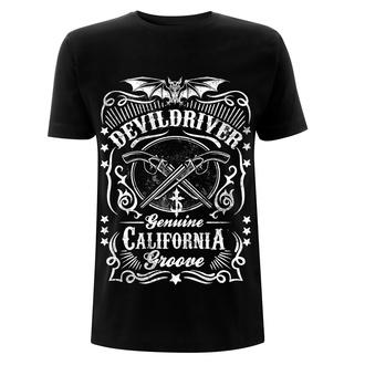 tee-shirt métal pour hommes Devildriver - Sawed Off - NNM, NNM, Devildriver