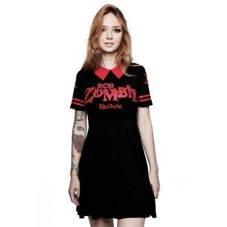 Robe pour femmes KILLSTAR - ROB ZOMBIE - Dead City - NOIR, KILLSTAR, Rob Zombie