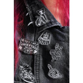 Pins KILLSTAR - Dead Inside - NOIR, KILLSTAR
