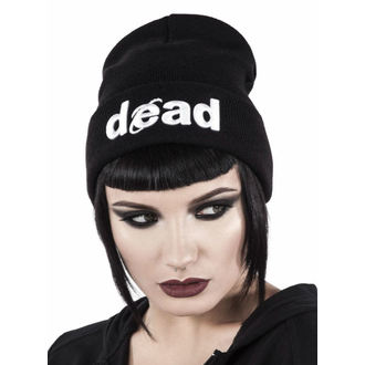 Bonnet KILLSTAR - Dead - Noir, KILLSTAR