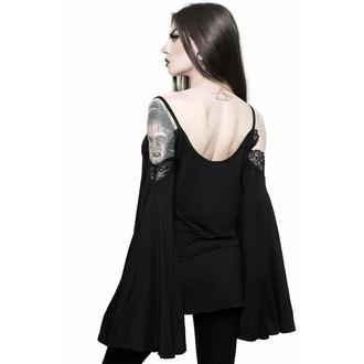 Chemise pour femme à manches longues KILLSTAR - Dead Rose Vest, KILLSTAR