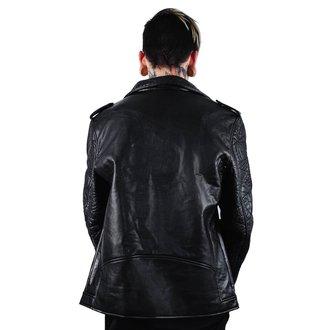 veste en cuir pour hommes - Death Rawk - KILLSTAR