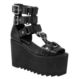 chaussures à semelles compensées - Death Valley - KILLSTAR, KILLSTAR