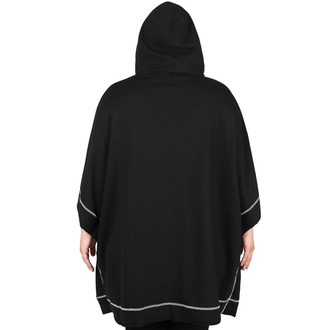 sweatshirt pour femmes (tunique) KILLSTAR - Departed Batwing - Noir, KILLSTAR
