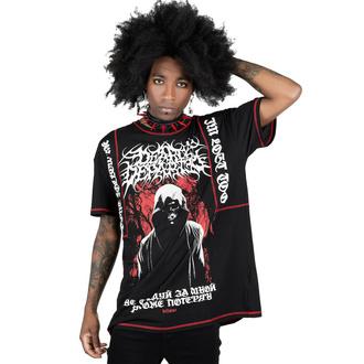t-shirt unisexe KILLSTAR - Departed - Noir, KILLSTAR