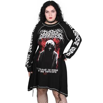 Robe de femme KILLSTAR - Departed - Noir, KILLSTAR