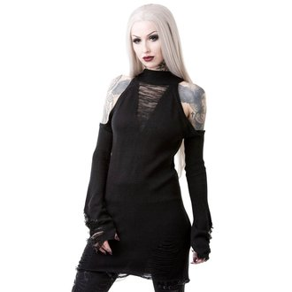 Pull pour femmes KILLSTAR - DEPTHS OF DARKNESS - NOIR, KILLSTAR