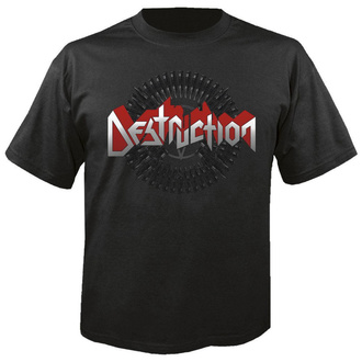 T-shirt pour hommes DESTRUCTION - Inspired by death - NUCLEAR BLAST - 28145_TS