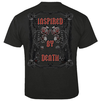 T-shirt pour hommes DESTRUCTION - Inspired by death - NUCLEAR BLAST, NUCLEAR BLAST, Destruction