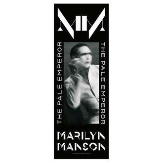 Drapeau Marilyn Manson - Pale Emperor, HEART ROCK, Marilyn Manson