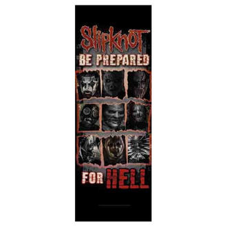 Drapeau Slipknot - Be Prepared for Hell, HEART ROCK, Slipknot