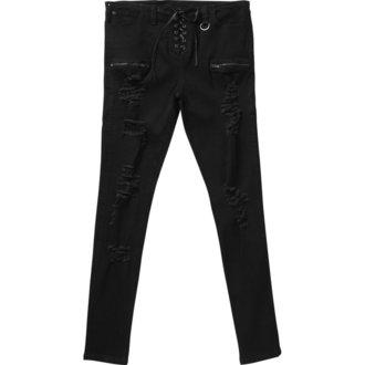 Pantalon (unisexe) KILLSTAR - Diablo Jeans - NOIR