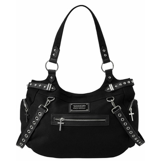 sac à main (sac) KILLSTAR - Double Crossed - Noir, KILLSTAR