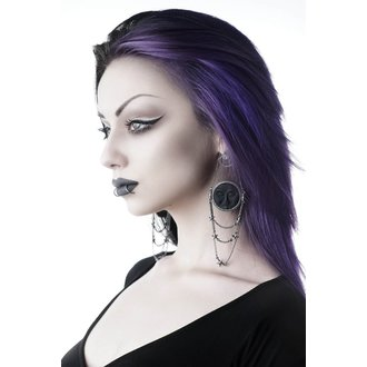 Boucles d'oreilles KILLSTAR - Dreaming Moon - ARGENT, KILLSTAR