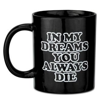 Mug KILLSTAR - DREAMS - NOIR, KILLSTAR