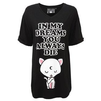 T-shirt de pyjama KILLSTAR - DREAMS - NOIR, KILLSTAR