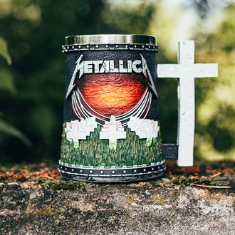 Mug (chope) Metallica - Master of Puppets, NNM, Metallica