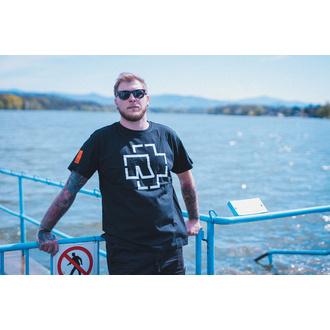 T-shirt RAMMSTEIN pour hommes - Logo - noir, RAMMSTEIN, Rammstein