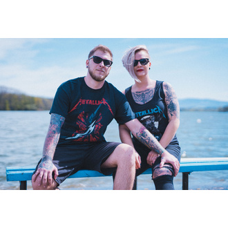 T-shirt Metallica pour hommes - S&M2 Scratch Cello - Noir, NNM, Metallica