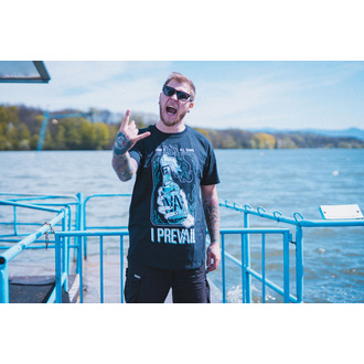 T-shirt pour hommes I Prevail - Molly - Noir - KINGS ROAD, KINGS ROAD, I Prevail