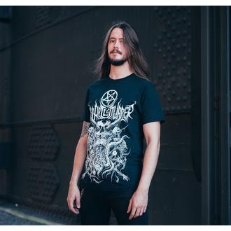 T-shirt Thy Art Is Murder pour hommes - Riddick Skull Pile - Noir - INDIEMERCH, INDIEMERCH, Thy Art Is Murder