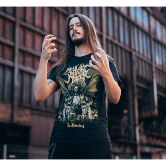 T-shirt Thy Art Is Murder pour hommes - The Adversary - Noir - INDIEMERCH, INDIEMERCH, Thy Art Is Murder