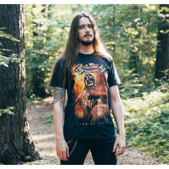 tee-shirt métal pour hommes Machine Head - Burn My Eyes - NNM, NNM, Machine Head