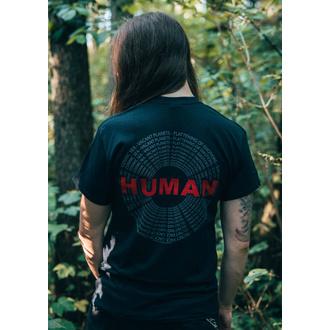 tee-shirt métal pour hommes unisexe Death - Human - RAZAMATAZ, RAZAMATAZ, Death
