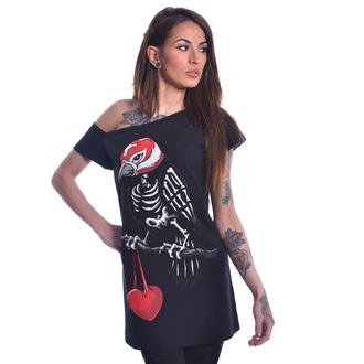 t-shirt pour femmes - WWBIRD OFF SHOULDER - VIXXSIN, VIXXSIN