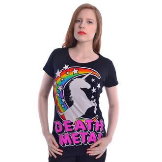 t-shirt pour femmes - DEATH METAL - CUPCAKE CULT, CUPCAKE CULT