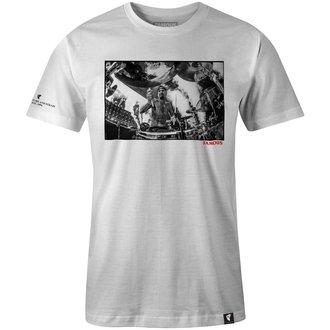 tee-shirt street pour hommes - DRUMS DRUMS DRUMS - FAMOUS STARS & STRAPS, FAMOUS STARS & STRAPS