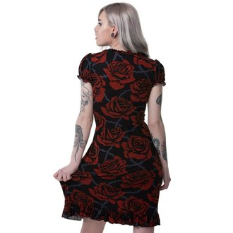 Robe femmes KILLSTAR - EDEN DOLL - NOIR, KILLSTAR