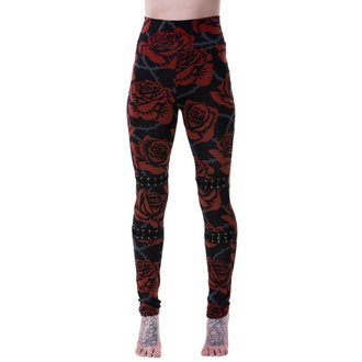 Leggings KILLSTAR - EDEN - NOIR, KILLSTAR