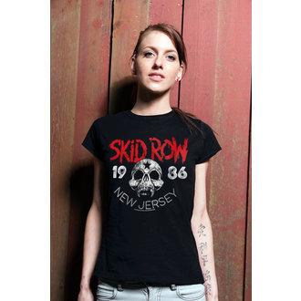 tee-shirt métal pour femmes Skid Row - New Jersey - HYBRIS, HYBRIS