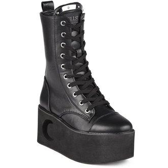 chaussures à semelles compensées pour femmes - ETERNAL ECLIPSE - KILLSTAR, KILLSTAR