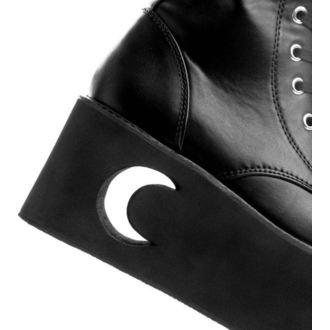 chaussures à semelles compensées pour femmes - ETERNAL ECLIPSE - KILLSTAR